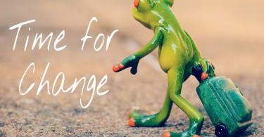 התמודדות עם שינוי בחיים