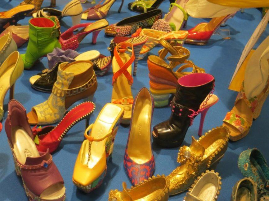 חלומות על נעליים