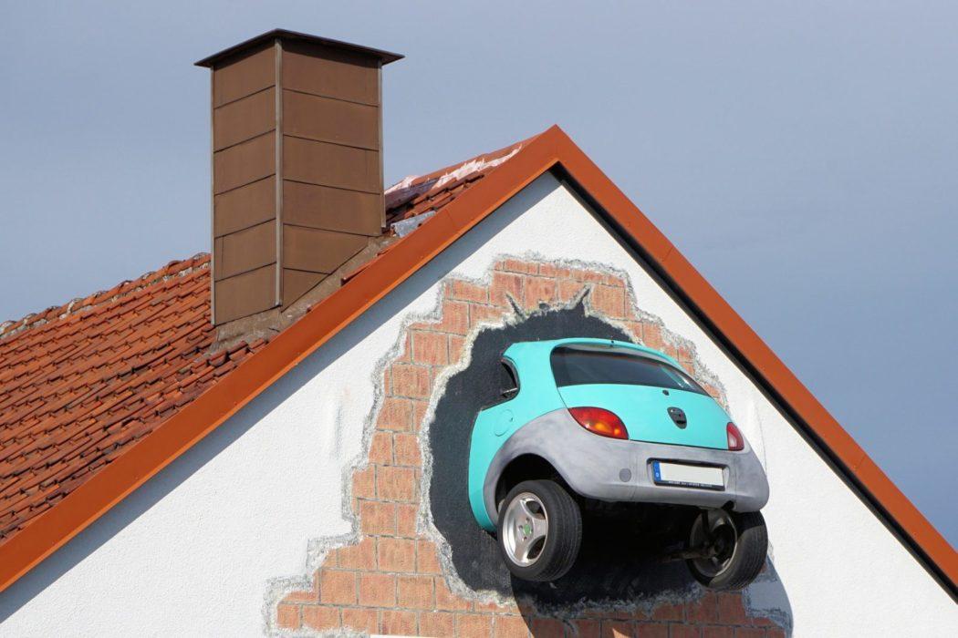 חלומות על תאונת דרכים