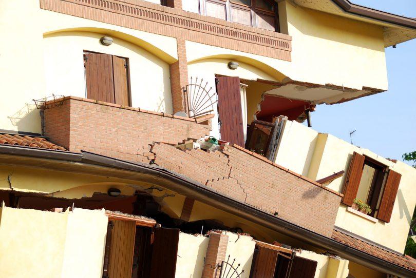 רעידת אדמה בחלום