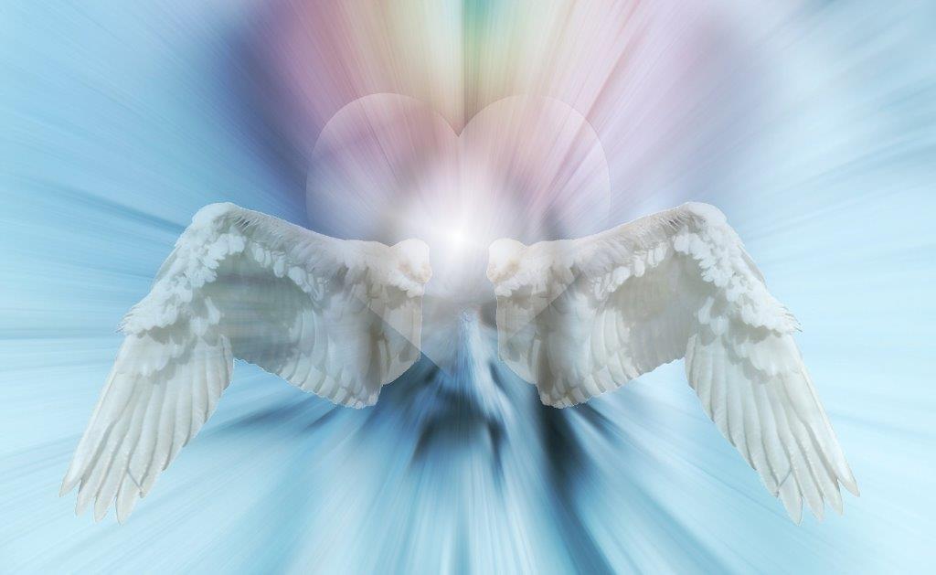 תקשור עם מלאכים ישויות אור | מתקשר
