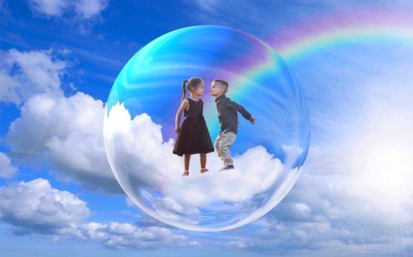 טיפול בדמיון מודרך עם ילדים