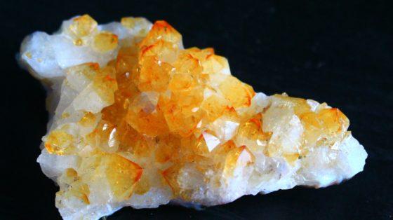 אבן קריסטל הסיטרין