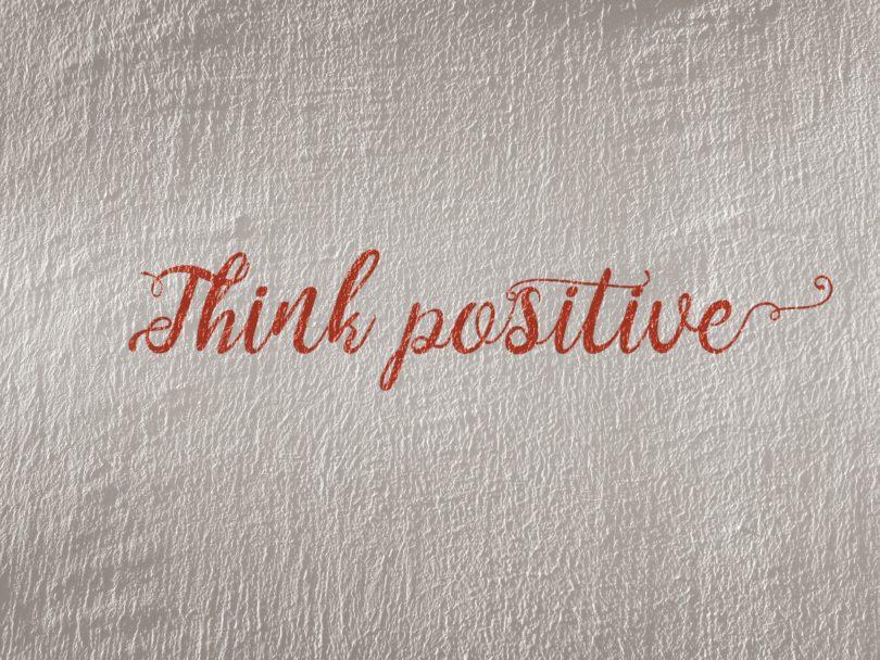 חשיבה חיובית