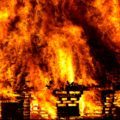 חלום על אש שריפה בחלום