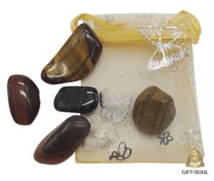 טייגר איי אבן קריסטל עין הנמר