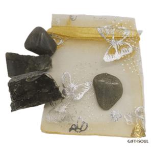 לבדדורייט אבן קריסטל לבדדורייט